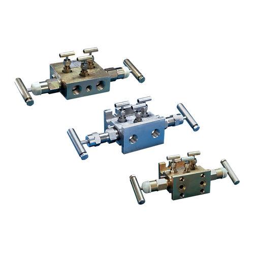 5阀式阀组 / 用于气体 M63A/65T/65A Pentair Valves & Controls