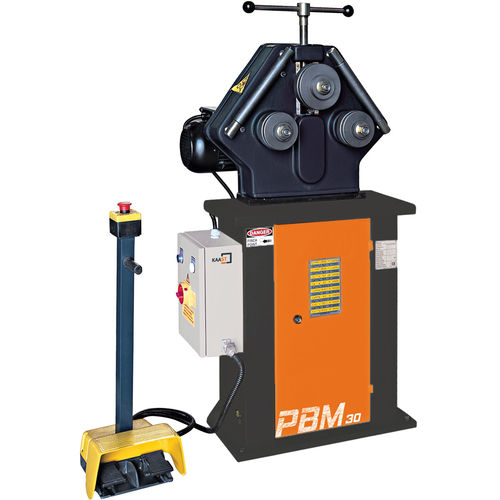 环形弯管机 / 电动 / 型材 KAAST Machine Tools Inc.
