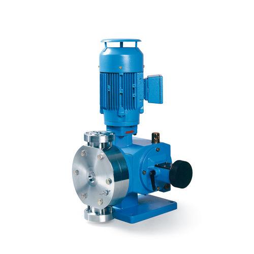 化学品泵 / 电动 / 隔膜 / 机械控制 ecodos® LEWA GmbH