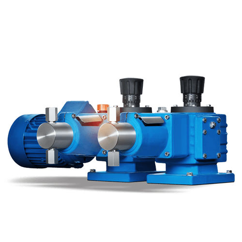 化学品泵 / 电动 / 柱塞 / 坚固 ecoflow® LEWA GmbH