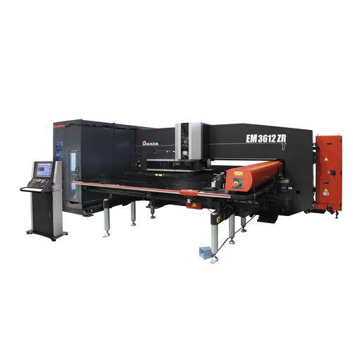 自动冲床 / 电动 / 用于金属板 / 切割 EMZ R series AMADA
