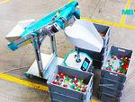 零件灌装机 / 用于输送机 / 罐子式 / 自动