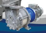 液环真空泵 / 润滑 / 单级 / ATEX