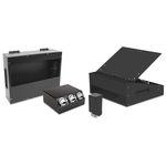 紧凑型盒 / 矩形 / 标准 / 用于电子设备  VPC - Virginia Panel Corporation