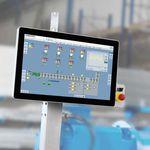 监控控制系统 / 数字 / 用于机器 / 自动