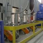 压缩空气式过滤器 / 芯式 / 直列式 / 工艺流程