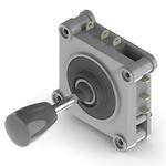 紧凑型操纵杆 / 工业 / 用于远距离控制 / 用于辅助技术