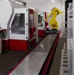 搬运机器人加工单元 / 用于加工中心
