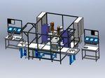 纺织品生产线 / 自动