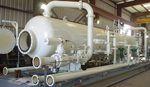 重力测定分离器 / 液体 / 用于建筑工地