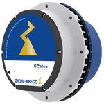 AC交流电机 / 电子交换式 / 480V / 紧凑型 ECblue ZIEHL-ABEGG