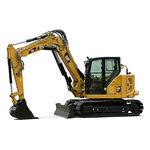 小型挖掘机 / 履带式 / 柴油 / Tier 4 final 排放标准