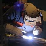 MIG-MAG点焊 / 钢 / 不锈钢 / 用于建筑