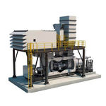燃气涡轮机 / 双轴式 / 用于发电 / 机械驱动