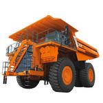 固定自卸车 / 柴油 / 电动 / 用于矿场和采石场 EH3500ACII HITACHI Construction Machinery