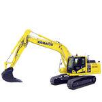 中型挖掘机 / 履带式 / Tier 4 中级 / 用于建筑工地