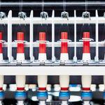 环式纺纱机
