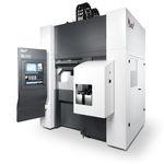 CNC车削铣削中心 / 立式 / 二机轴 / 紧凑型