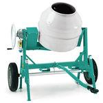 电动混凝土搅拌机 / 移动式 / 独立