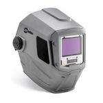 自动遮光焊接防护面罩