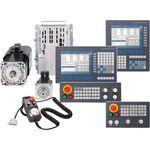 铣床CNC控制装置 / 磨床用 / 多轴 / 紧凑型