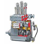 往复式泵 / 用于气体 / 油 / 用于化学品