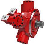 径向活塞液压马达 / 可变容量 / 低速 / 大扭矩
