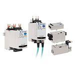 超载保护继电器 / 单相 / 三相 / 可调节 E300 ROCKWELL AUTOMATION