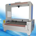 纺织品切割机 / CO2激光 / 用于汽车工业 / 工业用途