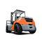 平衡重式叉车 / GPL / 柴油 / 坐驾式TOYOTA Material Handling