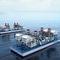 涡轮发电站 / 漂浮式SIEMENS Power Genereration