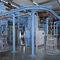 空中传送装置抛丸机 / 用于金属 / 金属板 / 2 涡轮式HTSWheelabrator