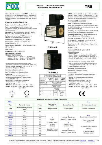 TR5 Series