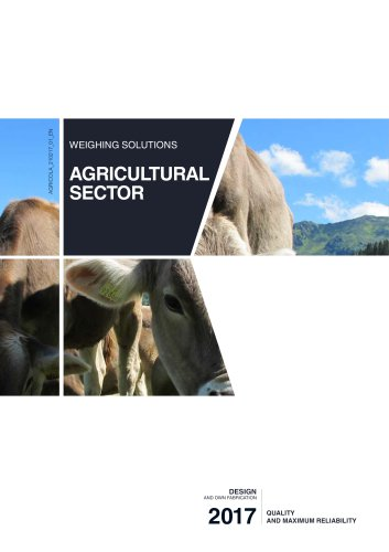 Agricultural sector