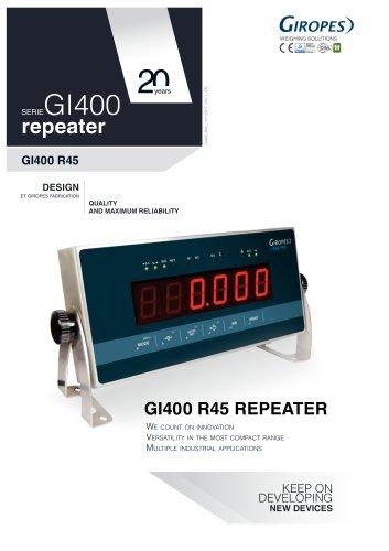 Repeater GI400 R45
