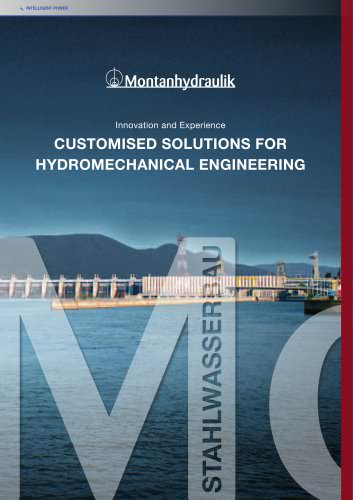Hydromechanical engineering brochure