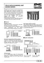 Data Scanner SE3000