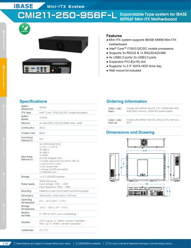 CMI211-250-956F-L