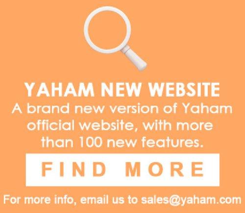 Yaham new website in public