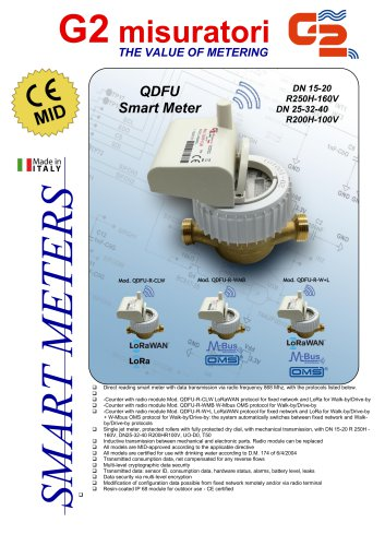 QDFU Smart Meter