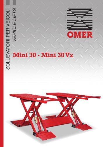 Mini 30 - Mini 30 Vx