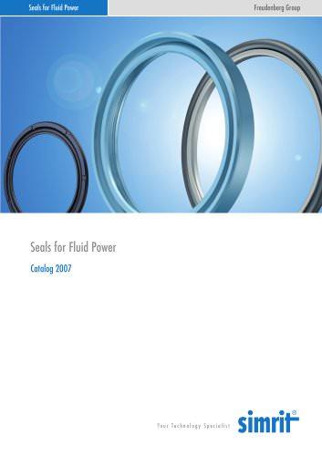 Catalogue 2007 Pneumatics