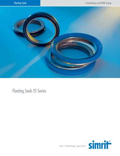 Floating Seals, ES Series brochure