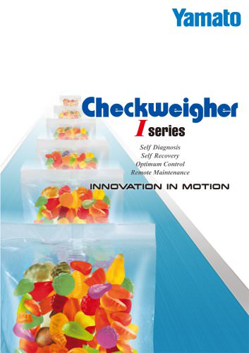 Checkweigher I series