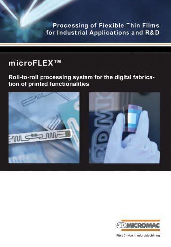 microFLEXTM
