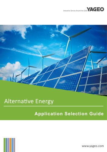 ElectronicComponents for Alternative Energy Applications