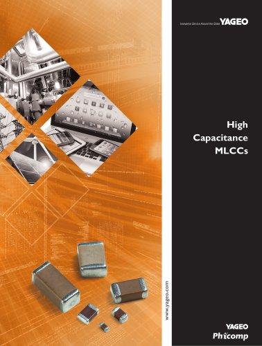 High Capacitance