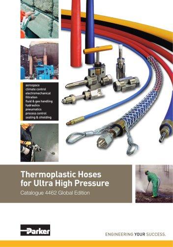 Tuyaux flexible hydraulique ultra haute pression