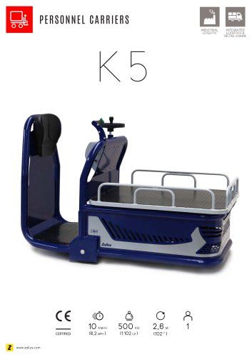 K5 order picker