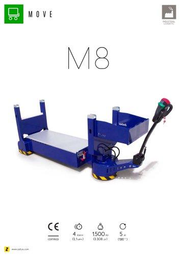 M8 electric transporter